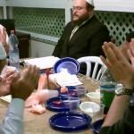 DISCUSSIONS ENTRE AMIS – «À Beth Shemesh» – «Chanter Na Na'h pour la paix en Israël, durant la guerre, à Gaza»