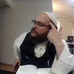 DISCUSSIONS ENTRE AMIS – «À Natanya» – «Se persuader»