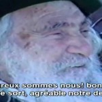 RABBI ISRAËL DOV ODESSER – «Conversation N°3»