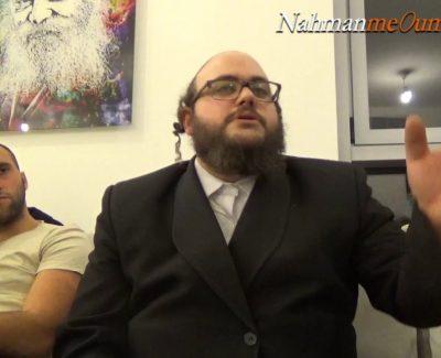 «2 qualités que le Tsadik doit avoir» – Chovavim – DISCUSSION ENTRE AMIS à Tel-Aviv
