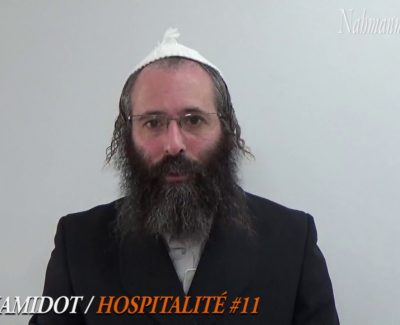 45 secondes d' «Hospitalité #11» – SEFER HAMIDOT DE RABBI NA'HMAN DE BRESLEV