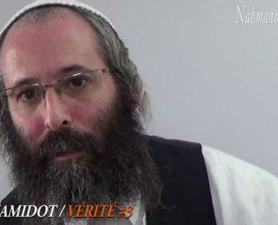 45 secondes de «Vérité #3» – SEFER HAMIDOT DE RABBI NA'HMAN DE BRESLEV