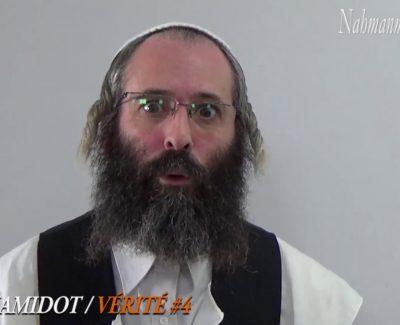 45 secondes de «Vérité #4» – SEFER HAMIDOT DE RABBI NA'HMAN DE BRESLEV