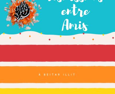 DISCUSSIONS ENTRE AMIS – «À Beitar Illit»