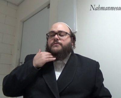 «D.ieu pardonne les fautes une par une» – CONVERSATION DE RABBI NA'HMAN N°89