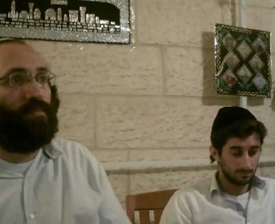 DISCUSSIONS ENTRE AMIS – «À Beth Shemesh» – «Hilloula de Rabbi Na'hman de Breslev – 2ème partie et fin»