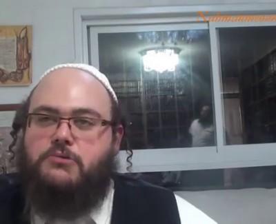 «Le nom de Rabénou» – DISCUSSIONS ENTRE AMIS à Beitar Illit