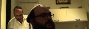 «L'écorse» – Vayétsé – DISCUSSIONS ENTRE AMIS à Tel-Aviv