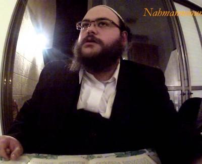 LIKOUTÉ MOHARANE – RECUEIL DE NOTRE MAITRE RABBI NA'HMAN – ENSEIGNEMENT N°110 – «La Torah est spirituelle» – Développé par Nathan