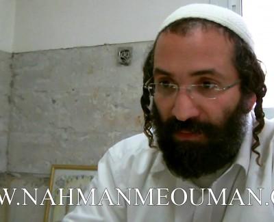 LIKOUTÉ MOHARANE – RECUEIL DE NOTRE MAITRE RABBI NA'HMAN – ENSEIGNEMENT N°171 – Développé par Isaac