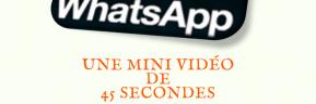 45 Secondes de «Sefer Hamidot» – INSCRIPTION WHATSAPP