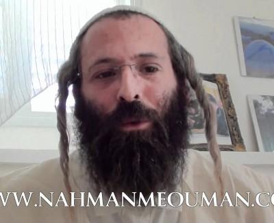 SIKHOT HARAN – CONVERSATION DE NOTRE MAITRE RABBI NA'HMAN N°9 – «Le couteau»