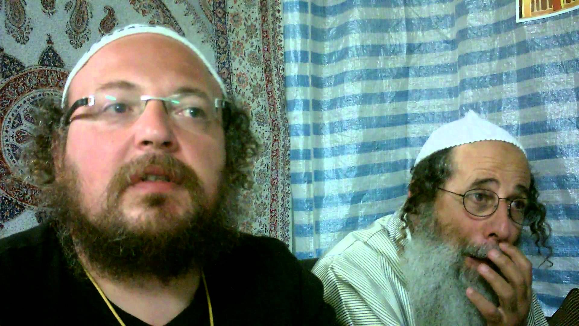 DISCUSSIONS ENTRE AMIS – « À Beth Shemesh » – « La rencontre entre Rabbi Na'hman de Breslev et Rabbi Chimon Bar Yo'haï »