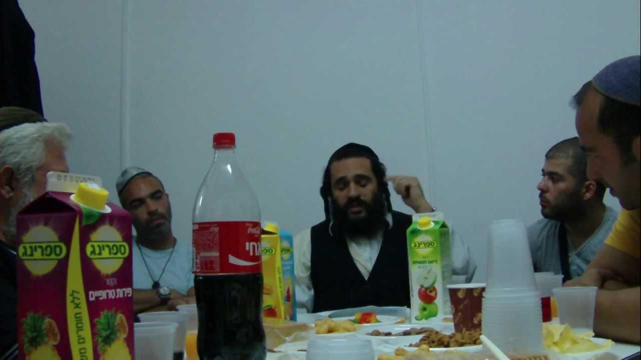 «Hitbodédouth»– DISCUSSIONS ENTRE AMIS à Natanya