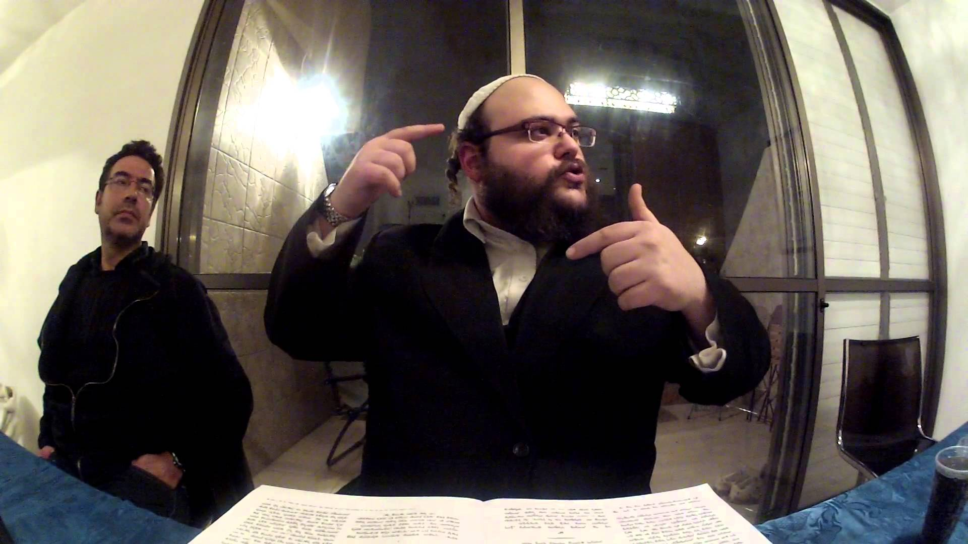 DISCUSSIONS ENTRE AMIS – «À Raanana» – » 'Hassidout »– Torah 10 Tyniana – partie 2