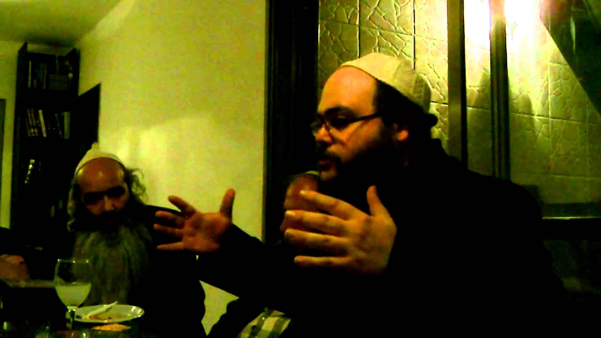 DISCUSSIONS ENTRE AMIS – «À Raanana» – «Surmonte tes questions avec foi» – Enseignement 64 – 4ème partie