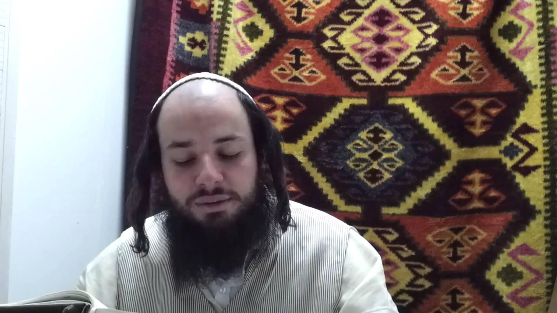 'HAYÉ MOHARANE – «La vie de notre Maître Rabbi Na'hman» – Paragraphe 24