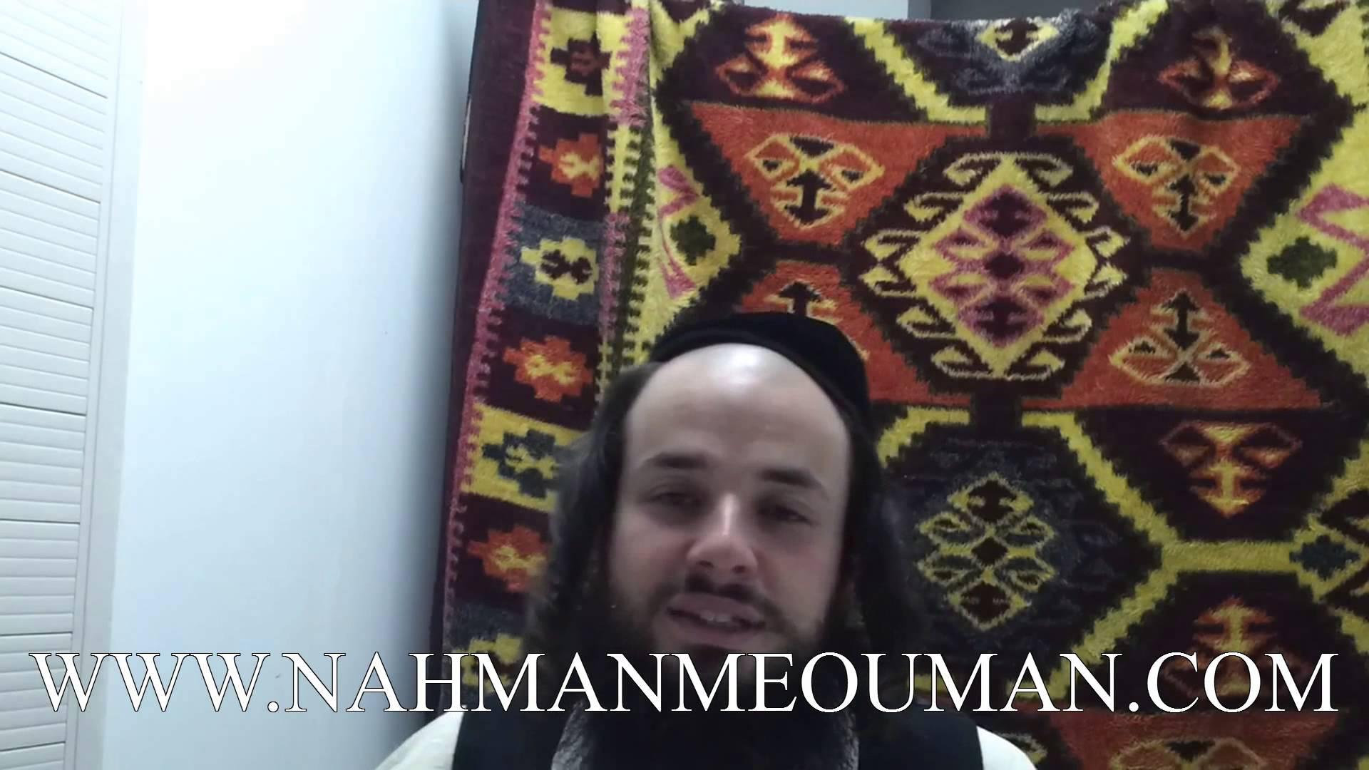 'HAYÉ MOHARANE – «La vie de notre Maître Rabbi Na'hman» – Paragraphe 27