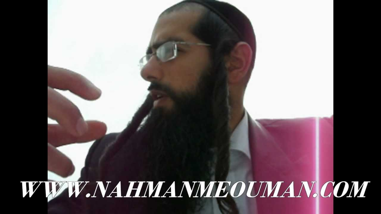 KITSOUR HAYACHANE – RÉSUMÉ DU LIKOUTÉ MOHARANE, ANCIENNE VERSION – «Enseignement N°35»