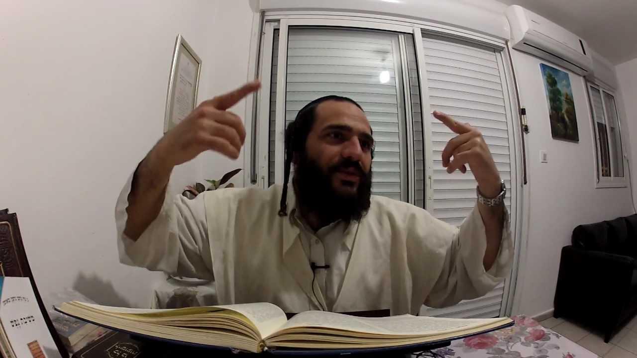 LIKOUTÉ MOHARANE – RECUEIL DE NOTRE MAITRE RABBI NA'HMAN – ENSEIGNEMENT N°38, Tinyana – Développé par Moshé