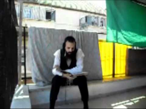 LIKOUTÉ MOHARANE – RECUEIL DE NOTRE MAITRE RABBI NA'HMAN – ENSEIGNEMENT N°7 – Développé par Michaël
