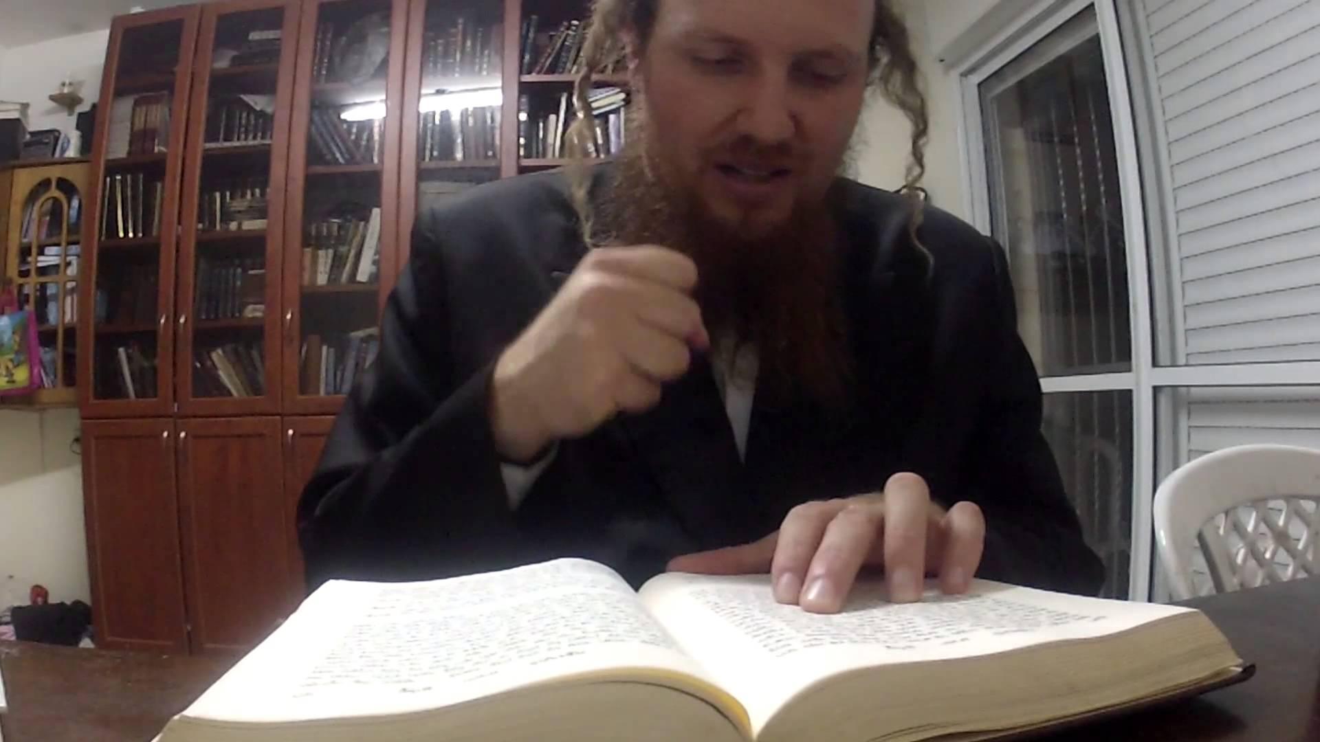 """«Le seul cheminà emprunter, c'est d'exprimer ses bonnes volontés devant Hachem!» – """"Lettre N°273 de Rabbi Nathan de Breslev à un petit-fils de Rabénou"""" – ALIM LITROUFA"""