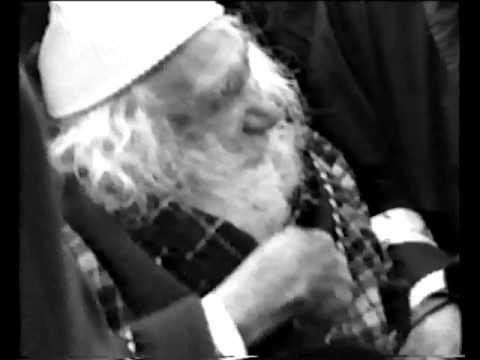 תיעוד נדיר של רבי ישראל אודסר אצל רבי נתן זיע»א – RABBI ISRAËL CHEZ RABBI NATHAN