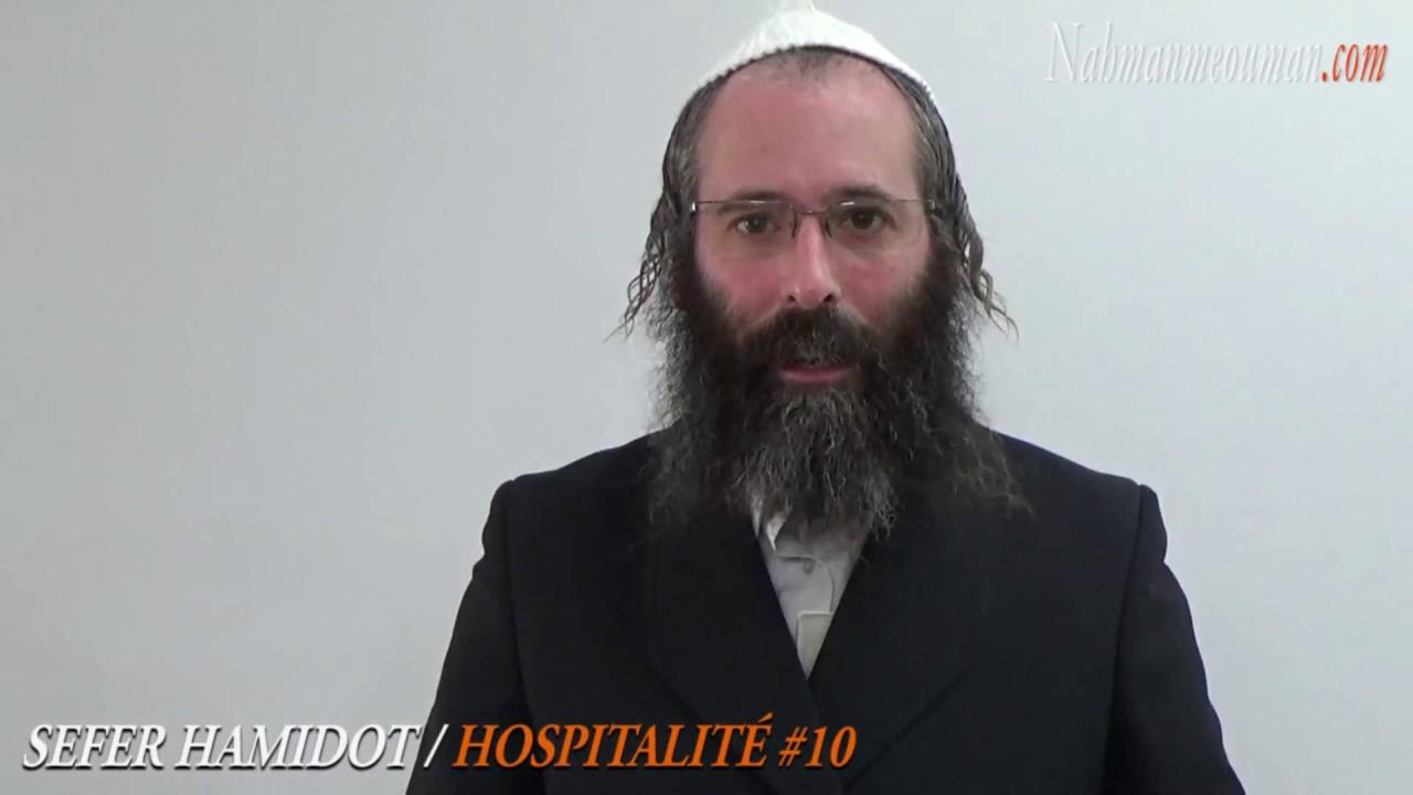 45 secondes d' «Hospitalité #10» – SEFER HAMIDOT DE RABBI NA'HMAN DE BRESLEV