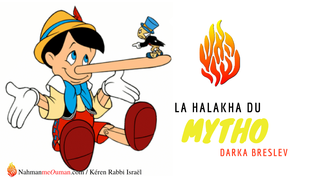 «La Halakha du Mytho» – DARKA BRESLEV